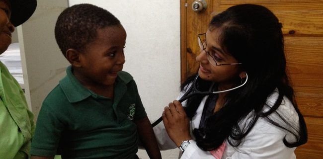 From Hanover to Haiti – Pediatrics in Port-au-Prince