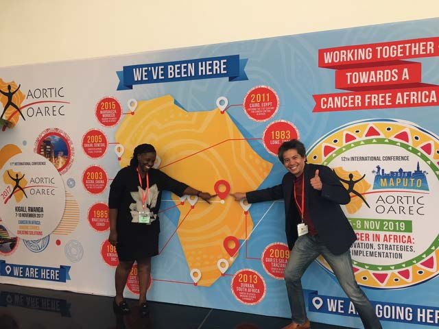 Global Oncology Fellowship Elective Impacts Collaborations in Cancer
