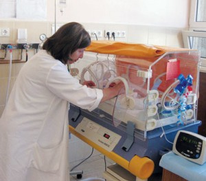 This neonatal ICU in Pristina, Kosovo, is a result of a decade long collaboration between Geisel and Kosovar physicians.
