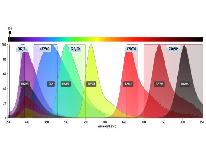 Yeti UV laser filters