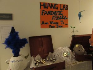 "Huang Lab ""Fantastic Freaks and Where to Find Them"""