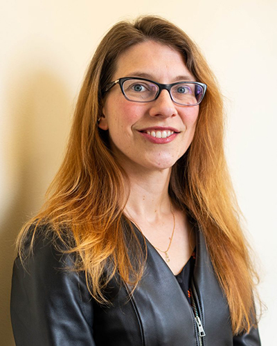 Georgina McKusick Voegele