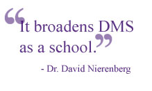 Dartmouth Medical School - Dr Nierenberg