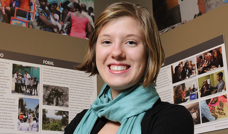 Student Spotlight: Kristen Jogerst ('16)