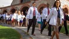 2013 White Coat Ceremony