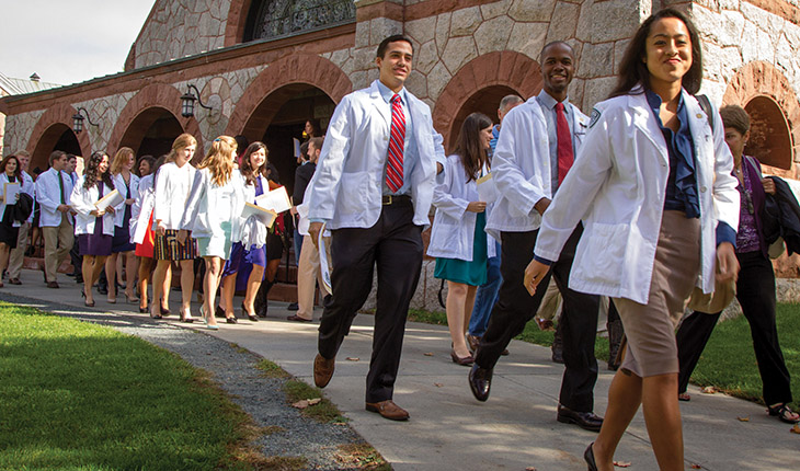 White Coat Ceremony | Geisel NewsCenter