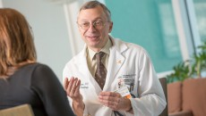 Konstantin Dragnev, MD, principal investigator for the National Cancer Institute's (NCI) new National Clinical Trials Network site at the Norris Cotton Cancer Center.