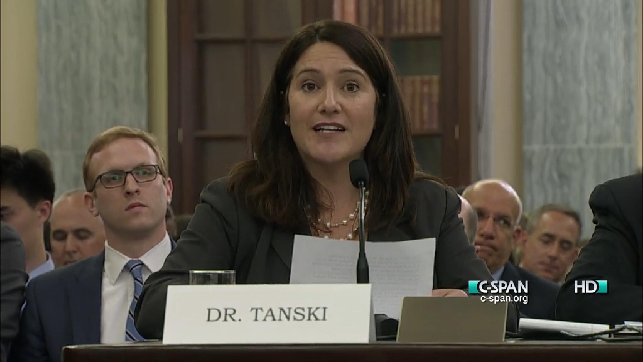 Susanne Tanski on the Risks of E-Cigarettes