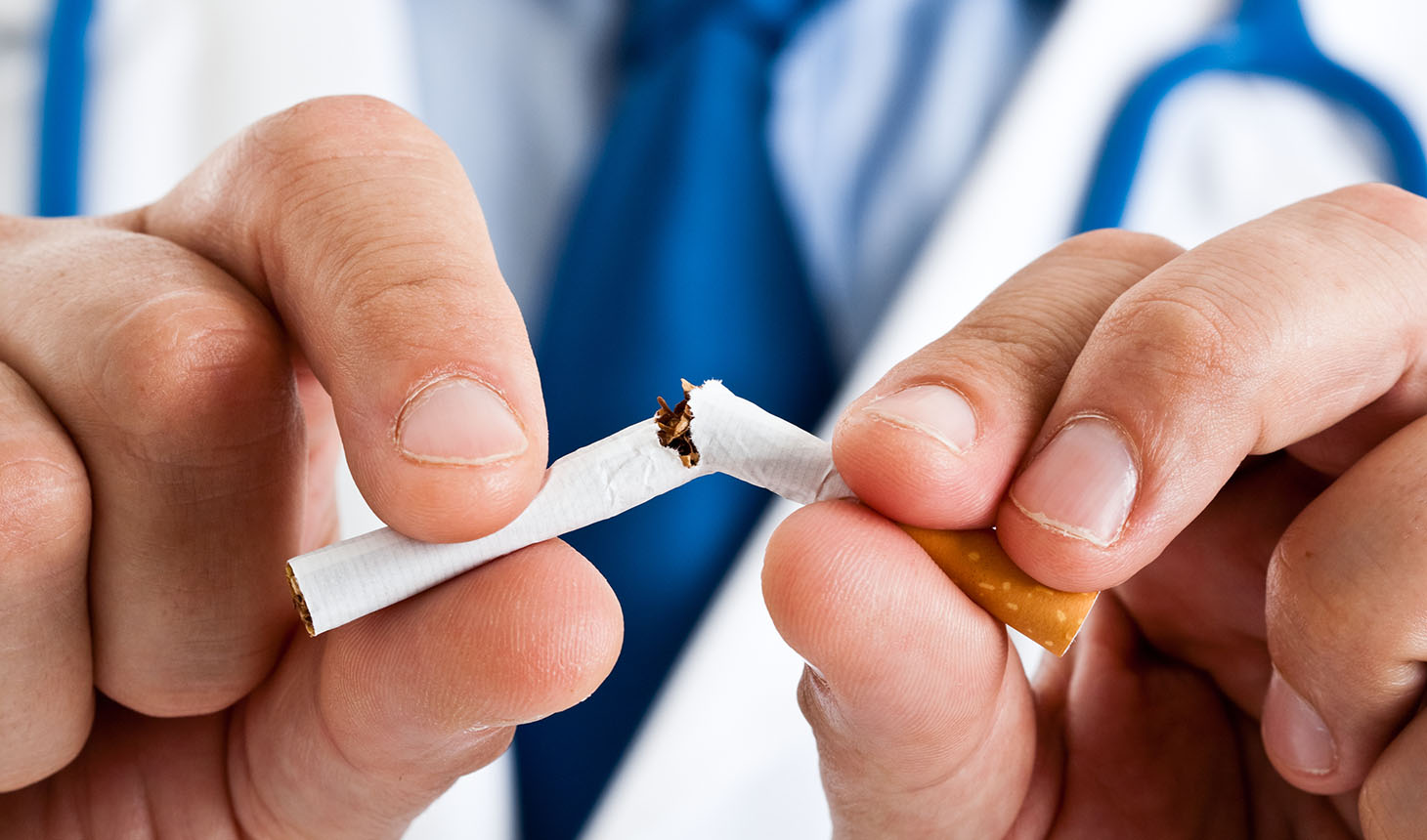 Helping Physicians Help Patients Quit Smoking