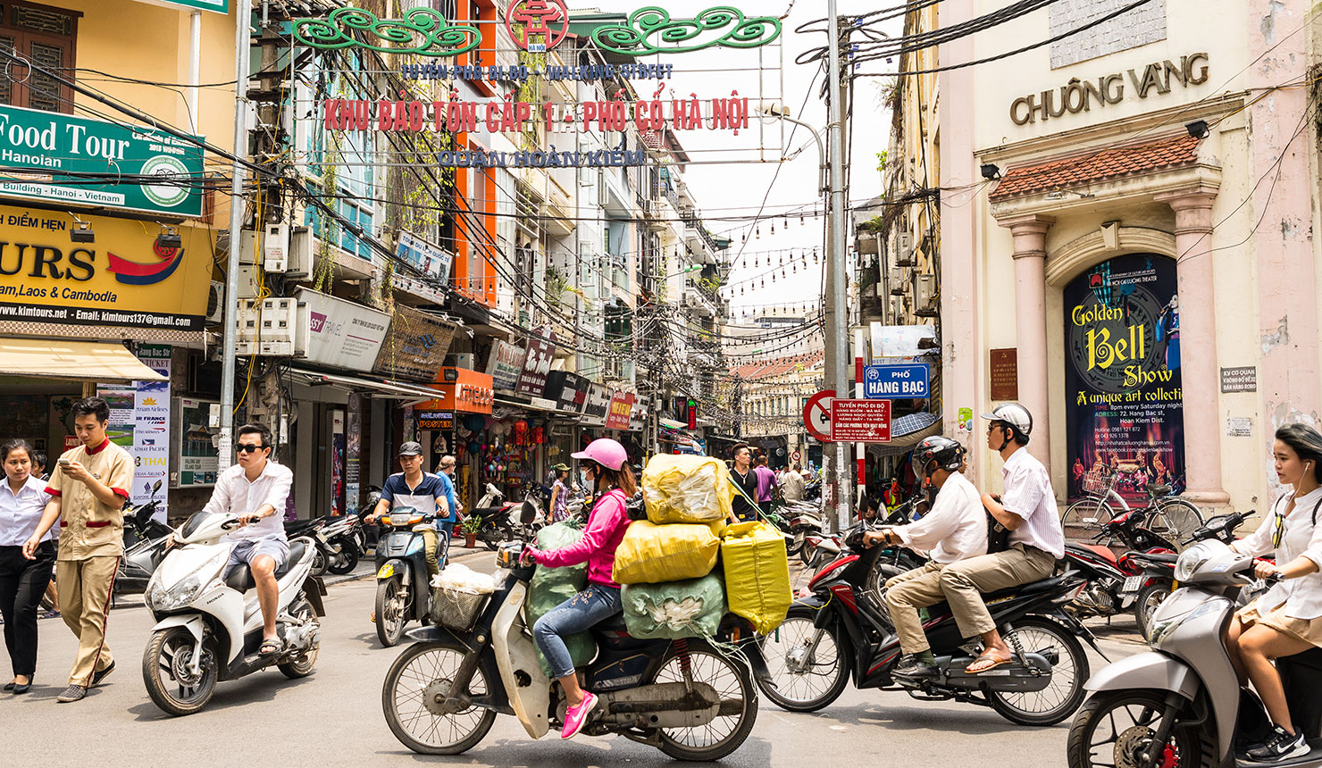 Using Technology to Improve Health-Care Access in Vietnam