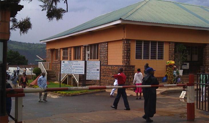 Bensen - Rwanda