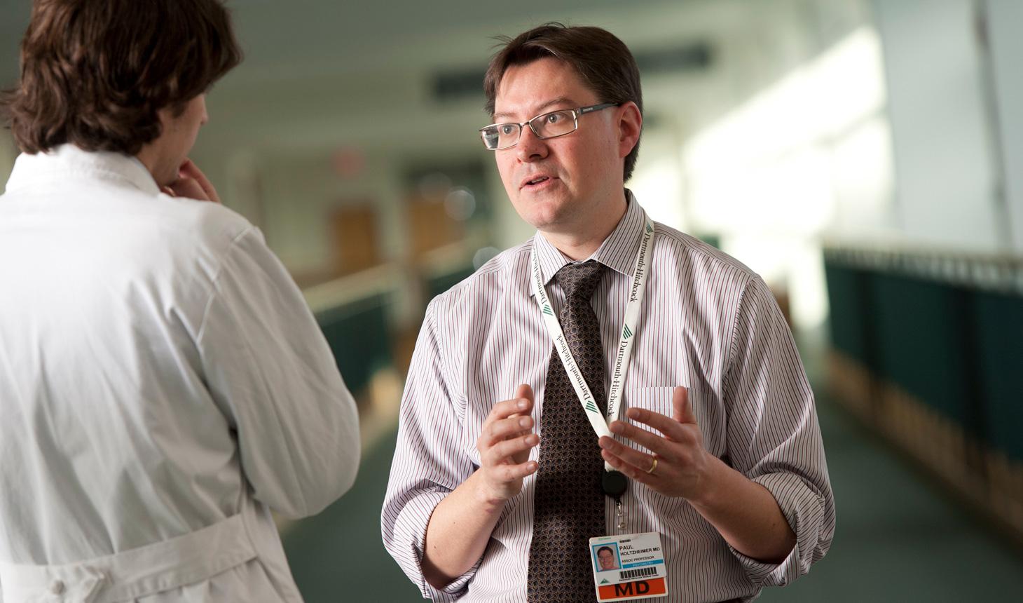 Paul Holtzheimer, MD, MS