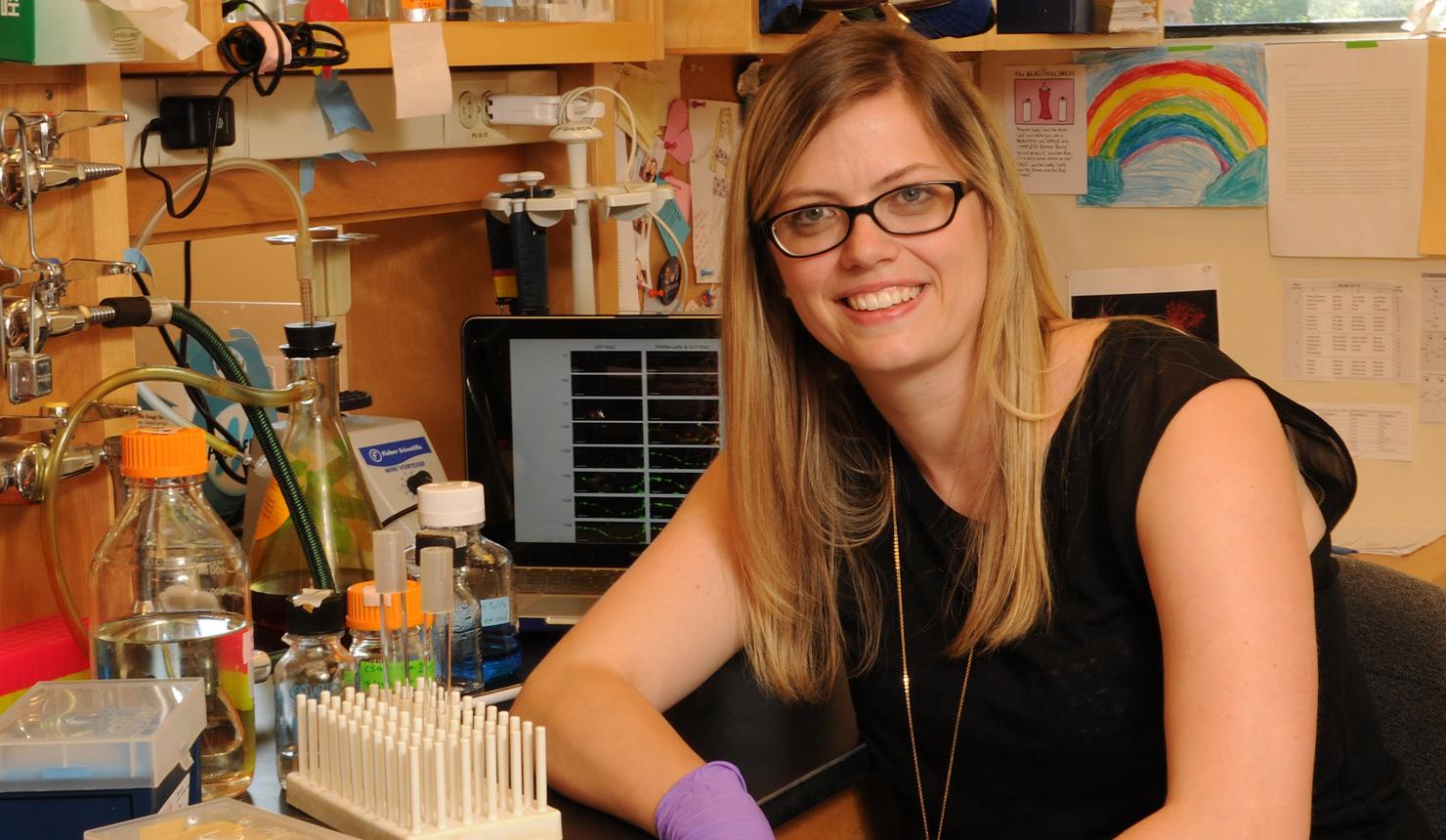 Student Spotlight: Anna Hatch (PhD Candidate)