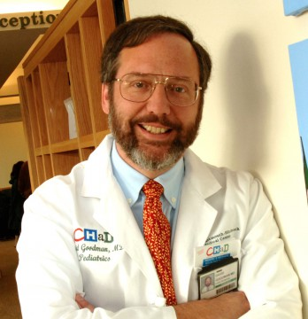 Dr. David Goodman, Professor of Pediatrics at the Geisel School of Medicine and TDI, and the Dartmouth Atlas co-principal investigator.