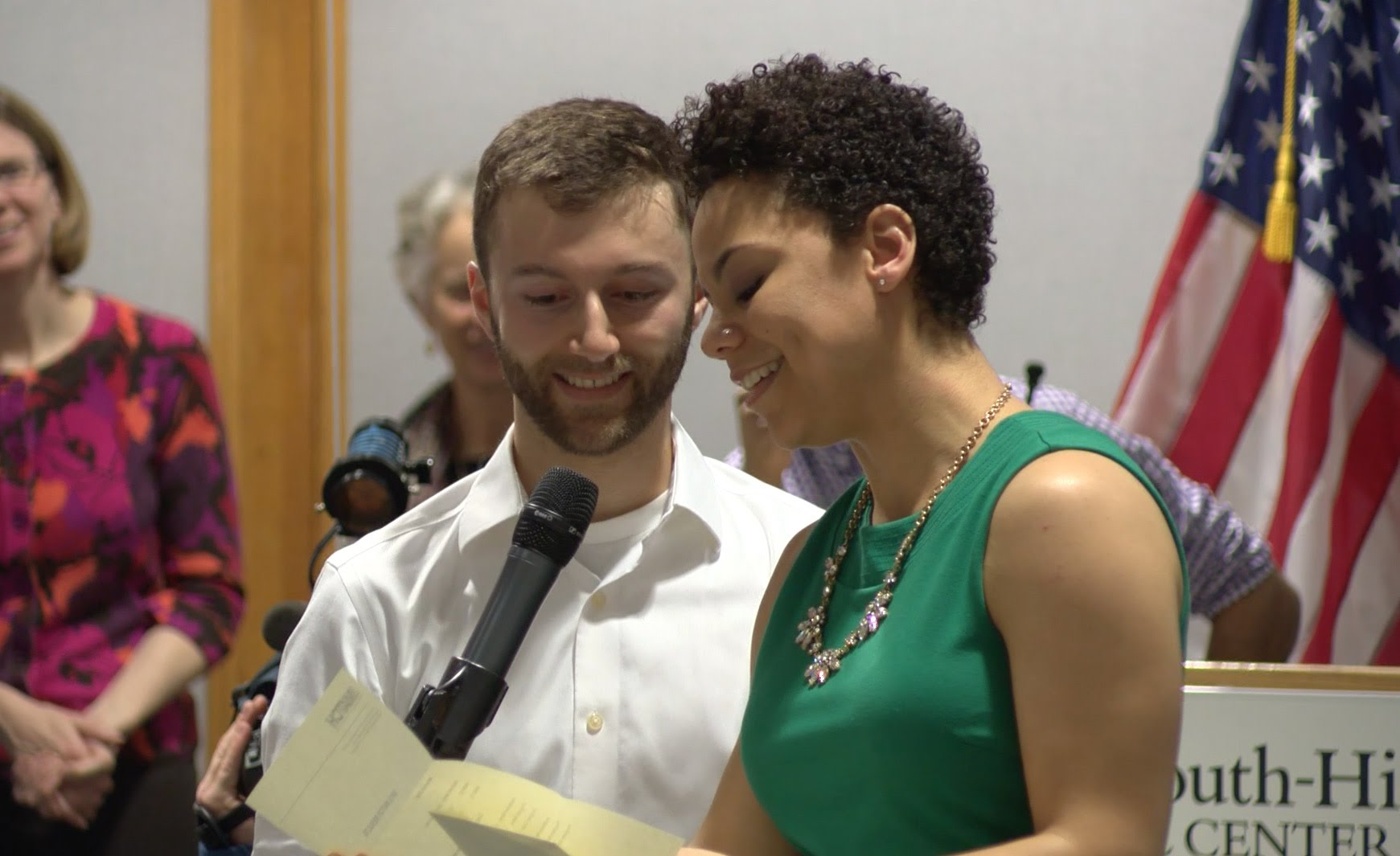 Match Day 2015: Jessica and David Fried