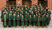 The Geisel Class of 2015 (Photo by Flying Squirrel Photography)