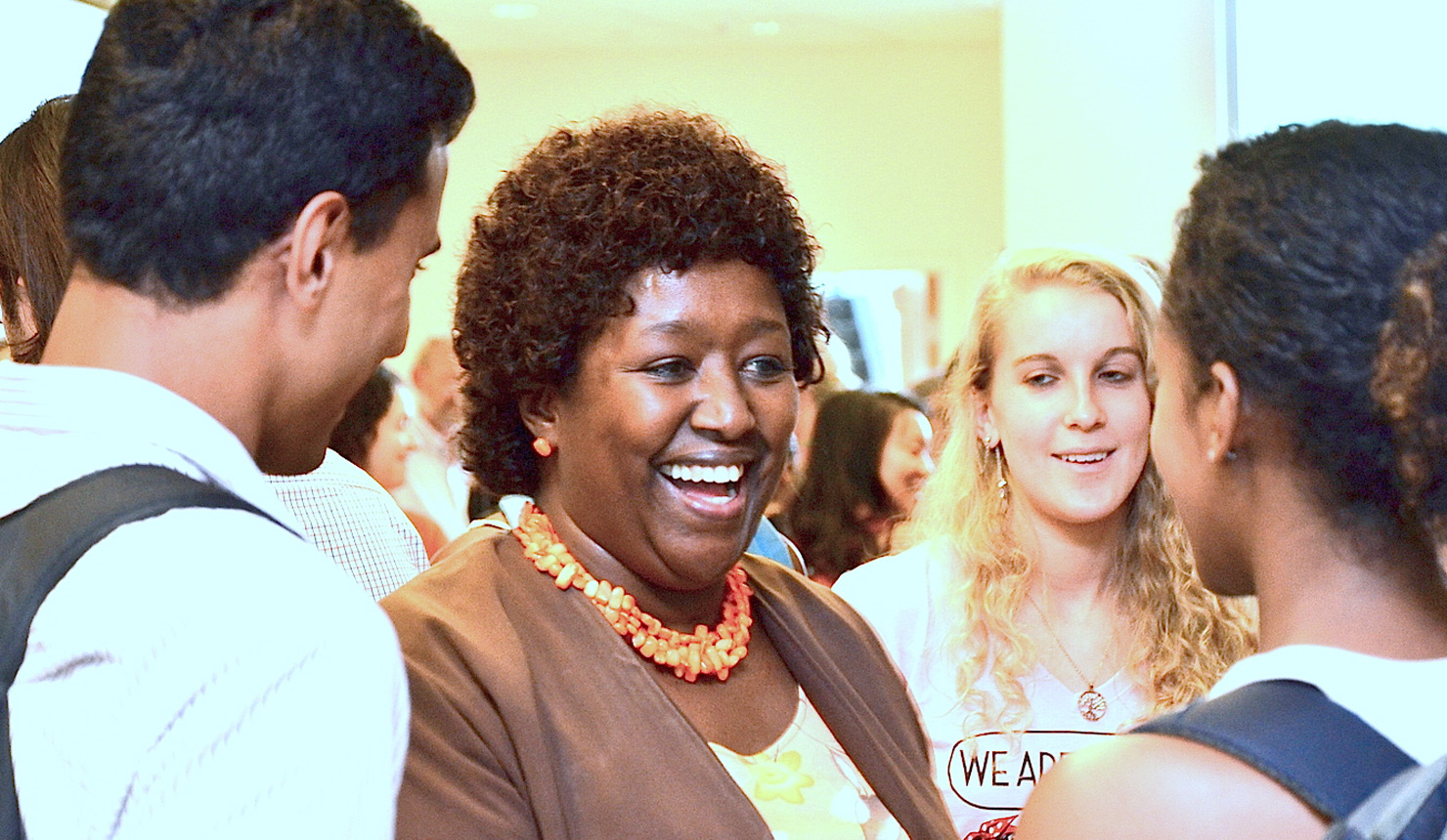Rwanda's Health Minister Discusses Her Nation's Achievements in Health Care Delivery