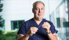 Aaron V. Kaplan, MD (Photo by Dartmouth-Hitchcock)