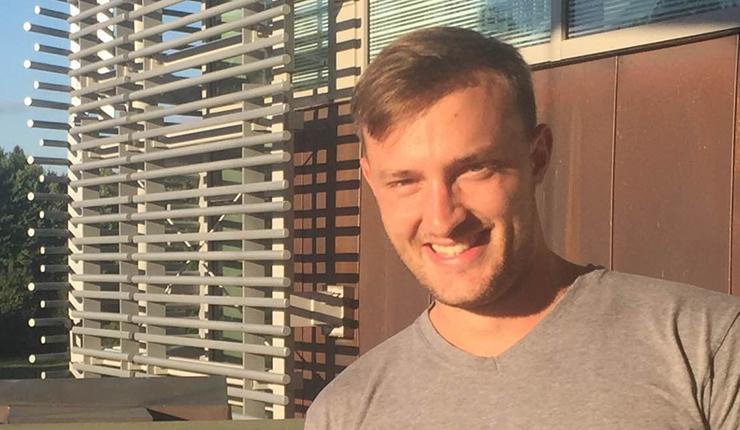 Student Spotlight – Alex Tarabochia: It's Personal