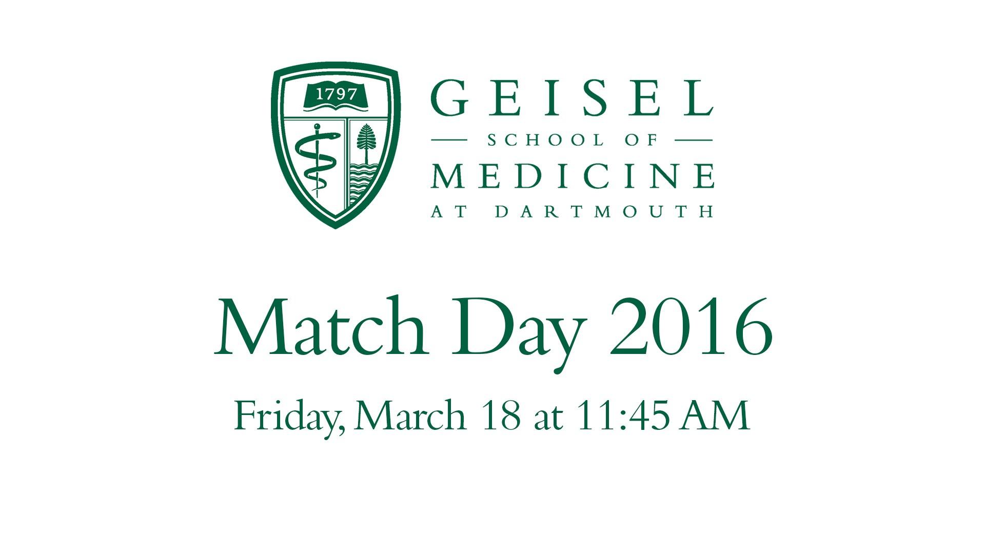 Match Day 2016 Livestream