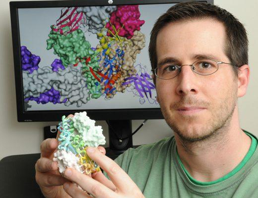 Jason McLellan, PhD (Photo by John G. Fox)