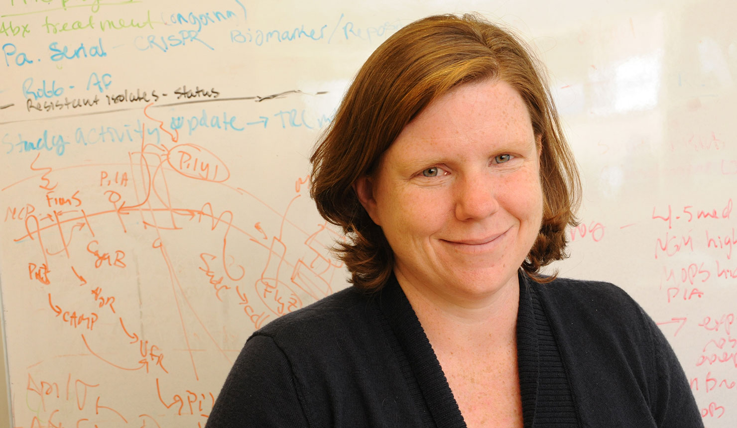 Deborah Hogan, Phd (photo by Jon Gilbert Fox)
