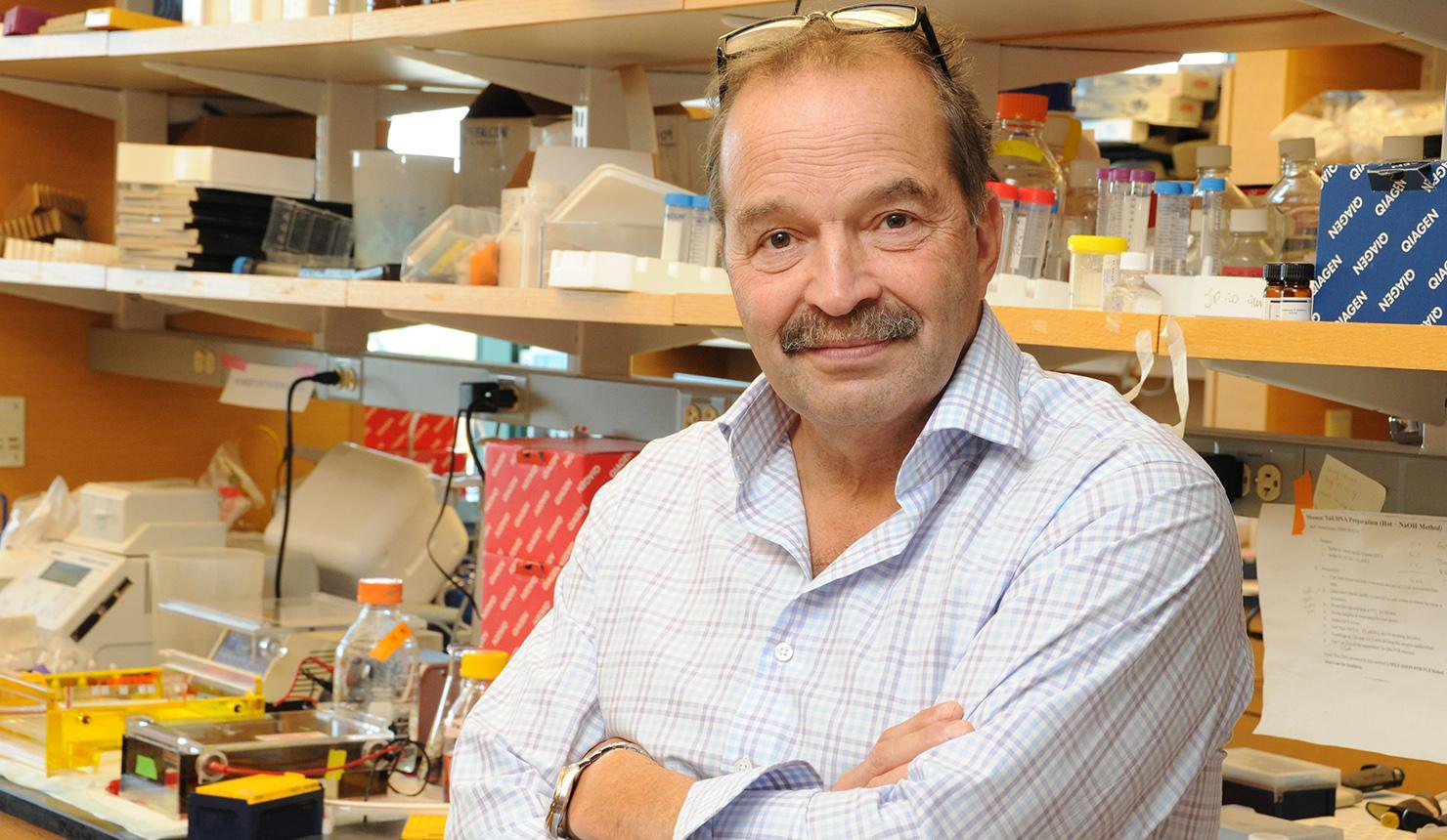 Randy Noelle, PhD (photo by Jon Gilbert Fox)