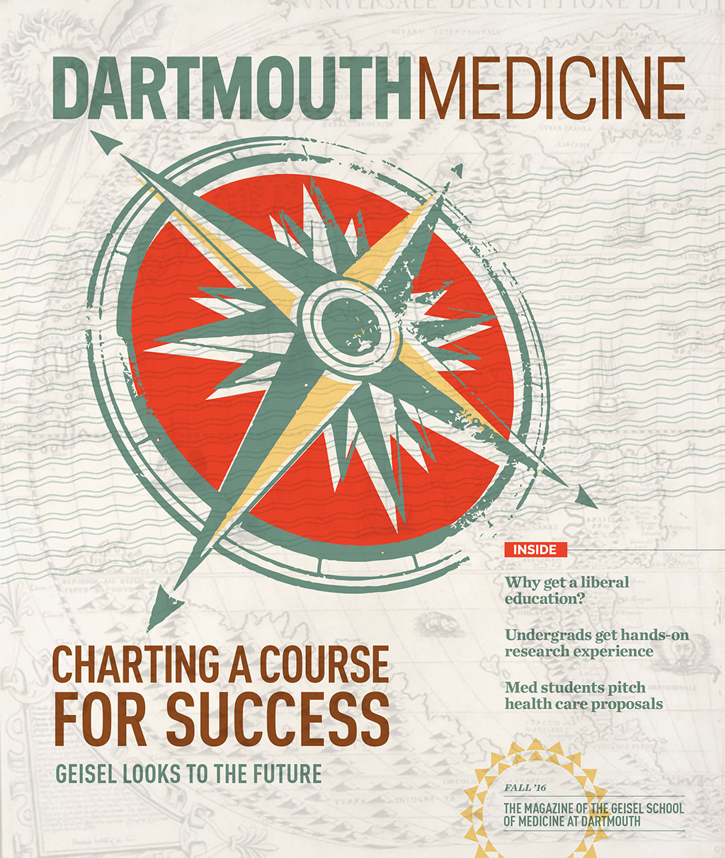 Dartmouth Medicine Cover