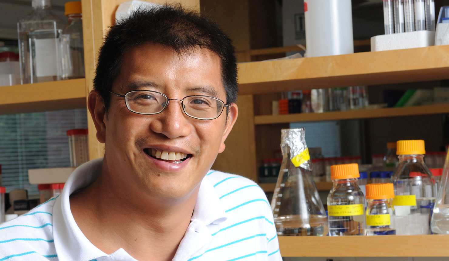 Surachai Supattapone (photo by Jon Gilbert Fox)