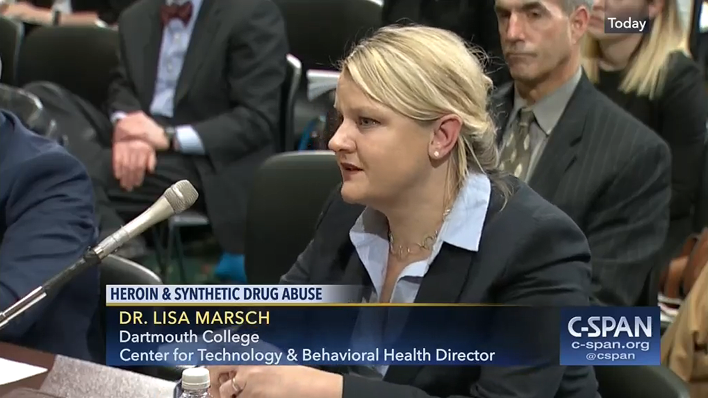 Marsch Testifies Before the U.S. House Bipartisan Heroin Task Force