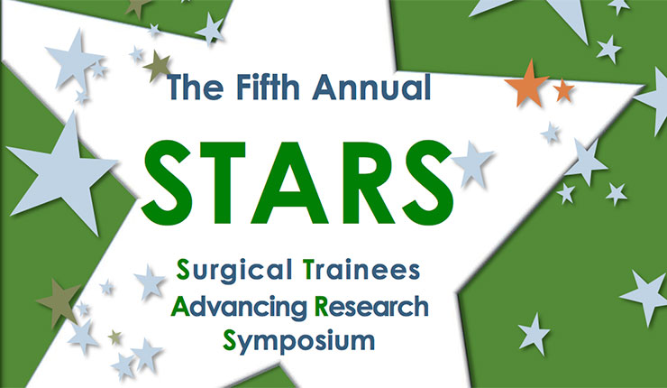 Department of Surgery presents the Fifth Annual Surgical Trainees Advancing Research Symposium