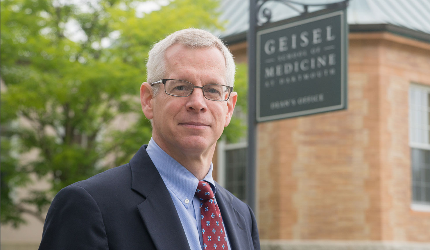 Duane Compton Named Dean of the Geisel School of Medicine