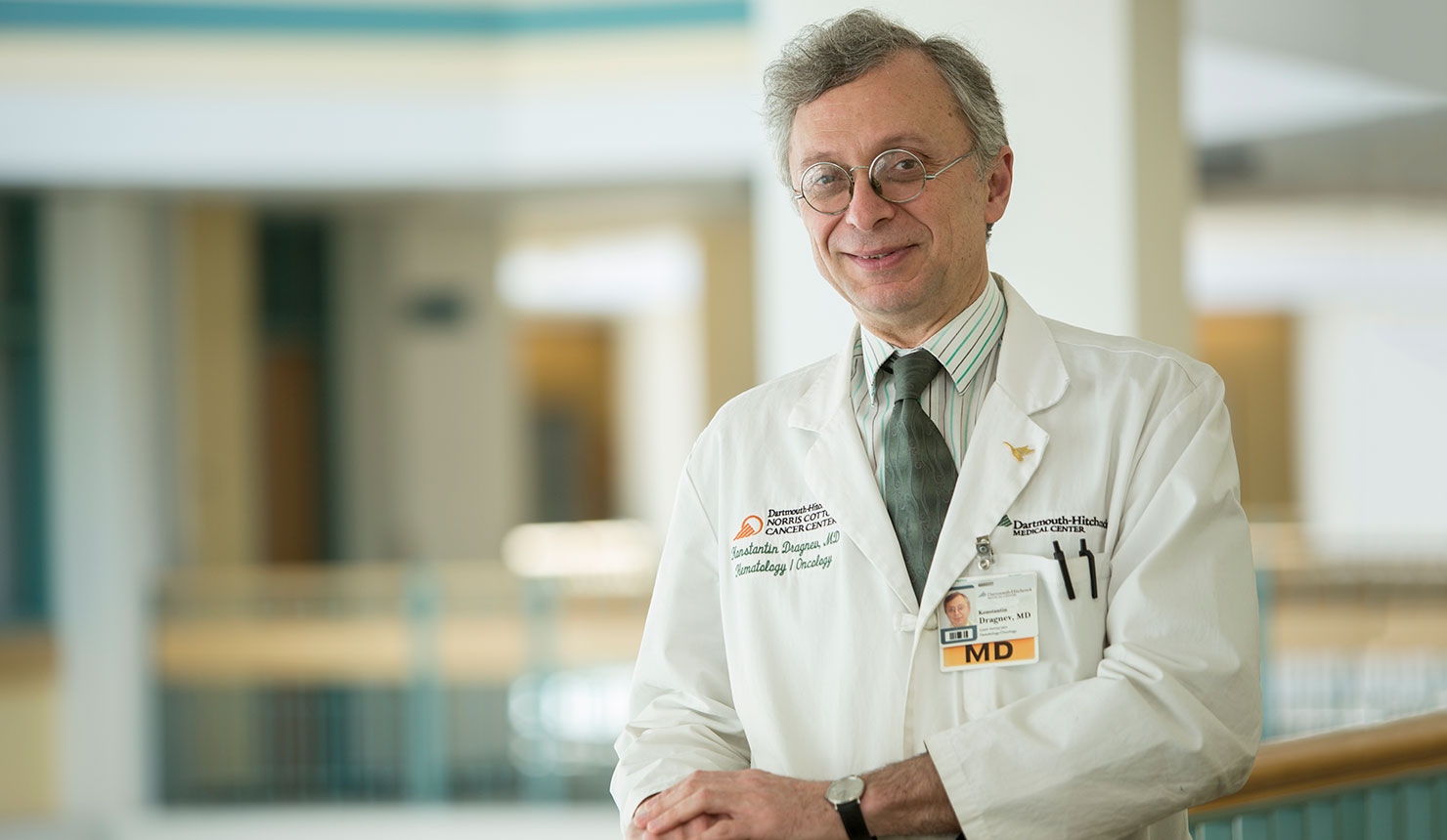 Konstantin Dragnev Named the Irene Heinz Given Professor in Pharmacology