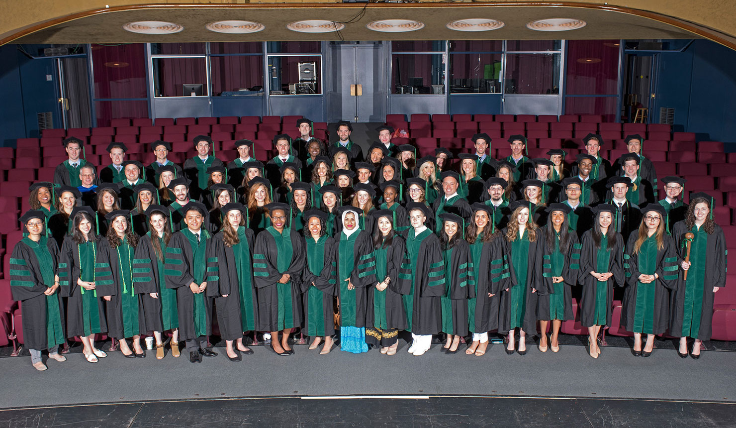 The Geisel MD Class of 2017 (Photo by Flying Squirrel Photography)