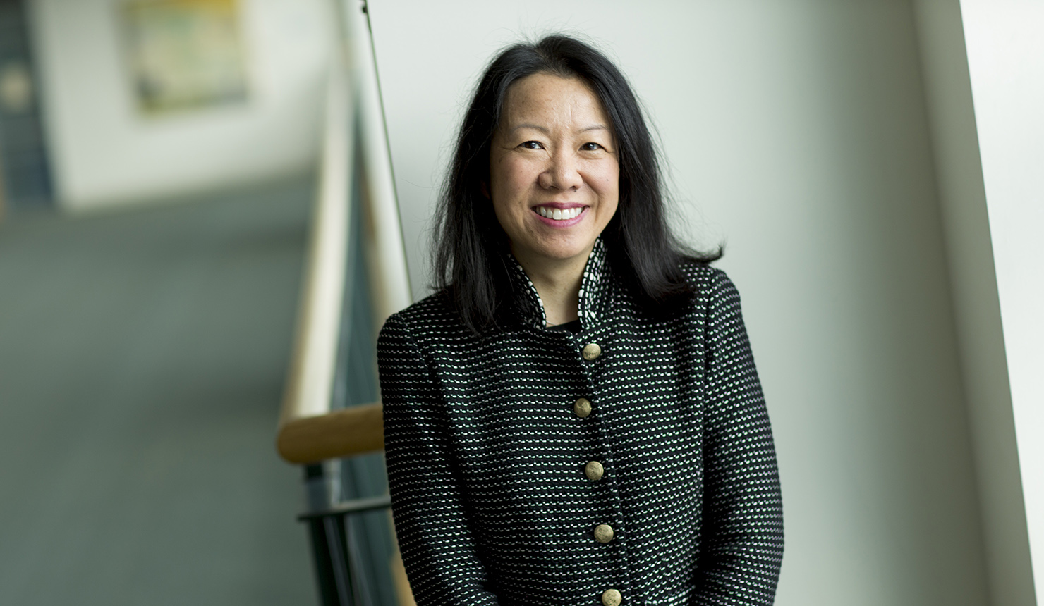 Sandra Wong, MD, MS (Photo by Mark Washburn)