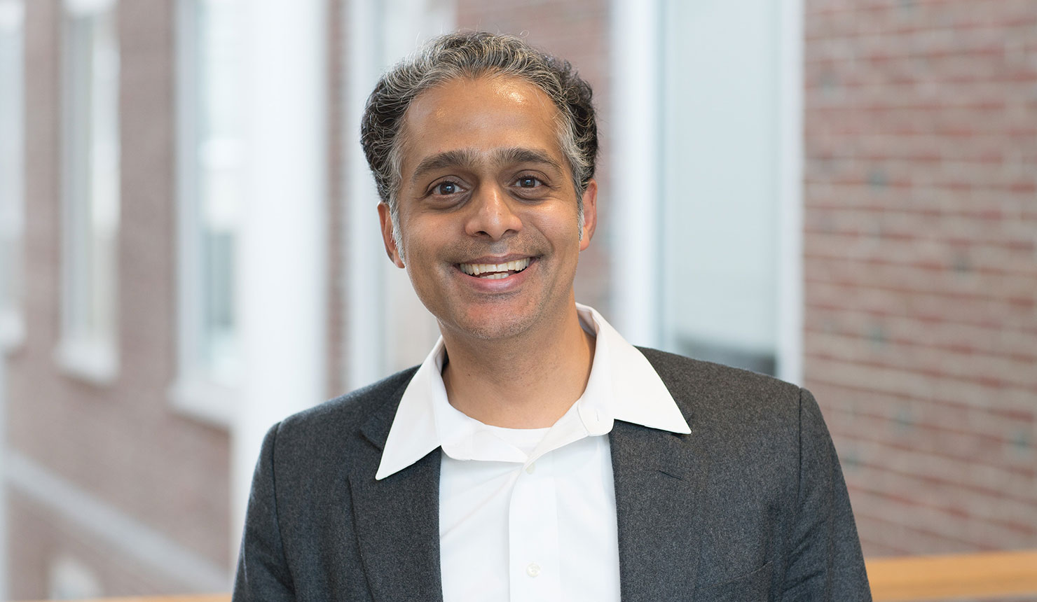 Rahul Sarpeshka, PhD (Photo: Dartmouth College / Eli Burakian)