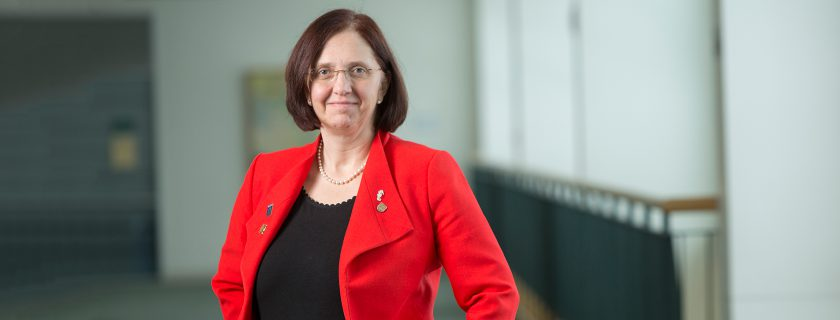 Barbara Jobst Named the Louis and Ruth Frank Professor in Neuroscience