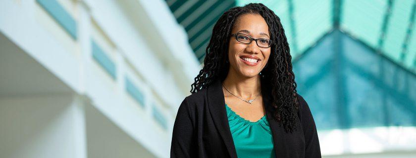 Stephanie L. White, MD, MSHS, FAAP (Photo by Mark Washburn)