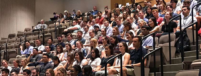 Geisel Welcomes New Medical Students