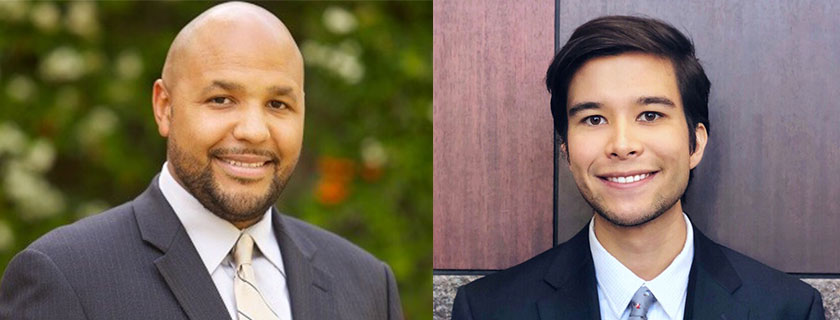Geisel Students Chad Lewis and Alex Lindqwister Receive National Recognition