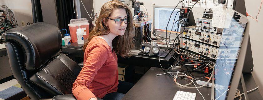 PEMM Student Arielle Baker Receives Prestigious National Fellowship