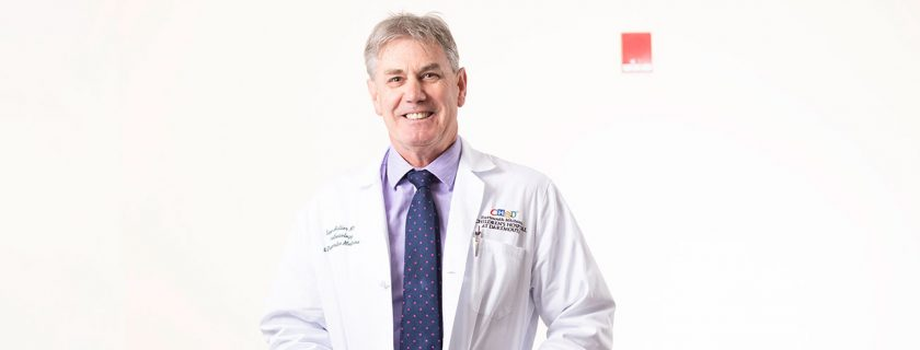 Simon Hillier, MD, Named Chair of Anesthesiology at Dartmouth-Hitchcock and Geisel School of Medicine