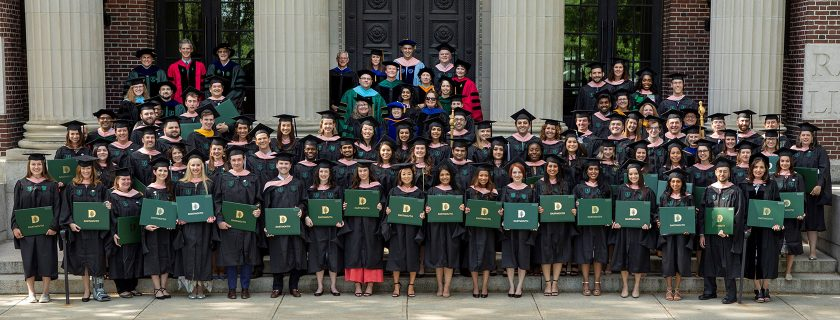 The Dartmouth Institute's Class of 2019 'Called to do Great Things' in Healthcare