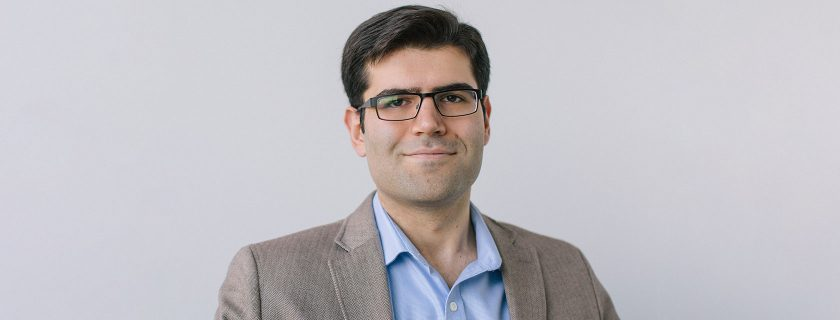 Saeed Hassanpour, PhD (photo by Robert Gill)