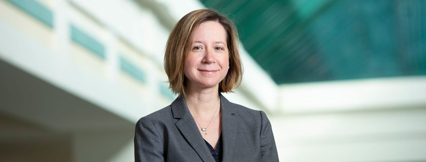 Mary Jo Turk Named the O. Ross McIntyre, MD, Professor