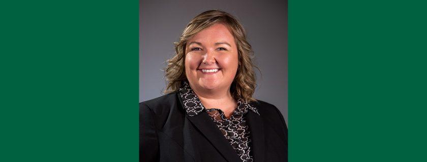 Amanda Bassett named Director of Alumni Relations