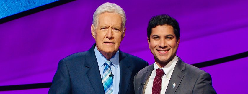 Second-Year Geisel Med Student Reflects on Jeopardy! Experience (Video)