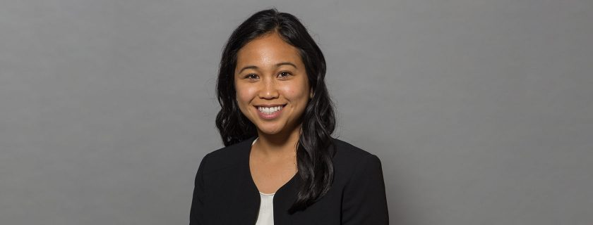 Geisel Med Student Alyssa Flores '21 Leads Study Published in Nature Nanotechnology
