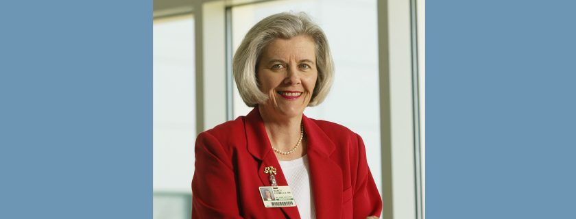 Nancy Formella, Former Geisel Associate Professor and President of Mary Hitchcock Memorial Hospital, Dies