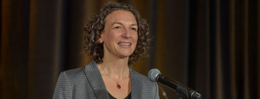 Rachel Solotaroff MED '01 Receives Dartmouth Social Justice Award